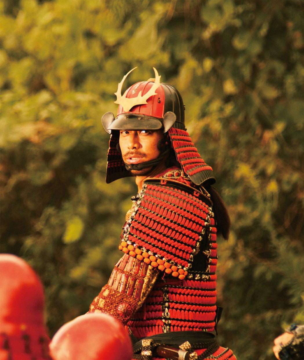 「放浪兄弟」AKIRA主演的新片「鑪場武士」選擇在台灣舉行國際首映。圖/牽猴子提...