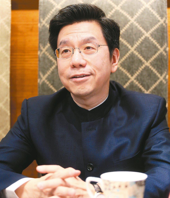 創新工場董事長兼首席執行官李開復指出,AI浪潮,沒看到台灣有引領的先驅。 記者侯...