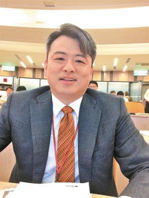 摩根投信總經理尤昭文。 記者陳怡慈/攝影
