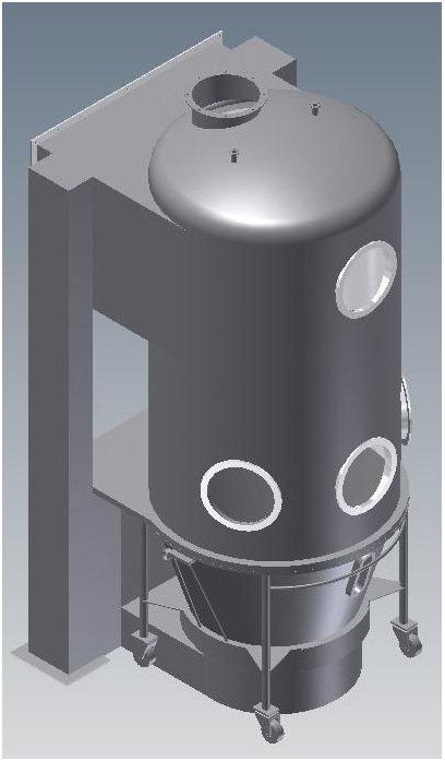 元成機械獲得亞洲區第一家的流動層造粒機TUV SUD ATEX防爆認證。 元成機...