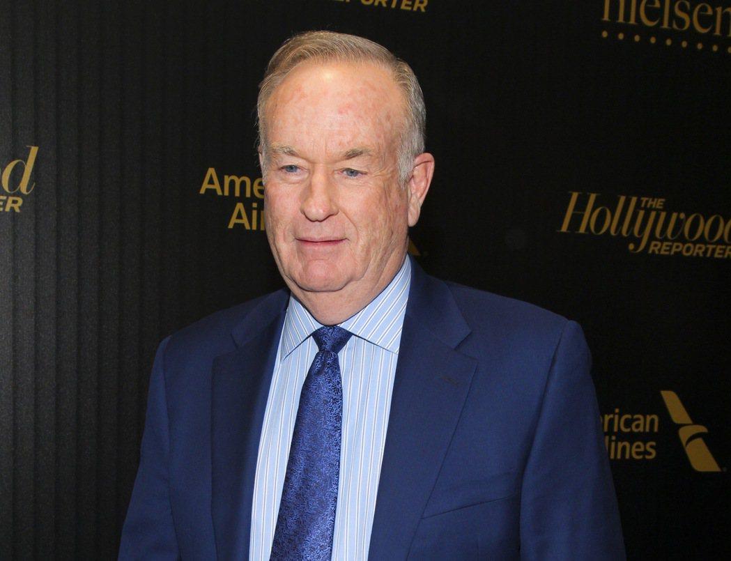 美國政論節目主持人歐萊利。 美聯社