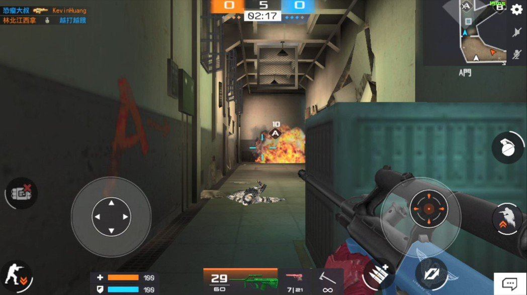 爆破模式中全新地圖監獄風雲,玩家在時限內進行爆破監獄的攻防戰。