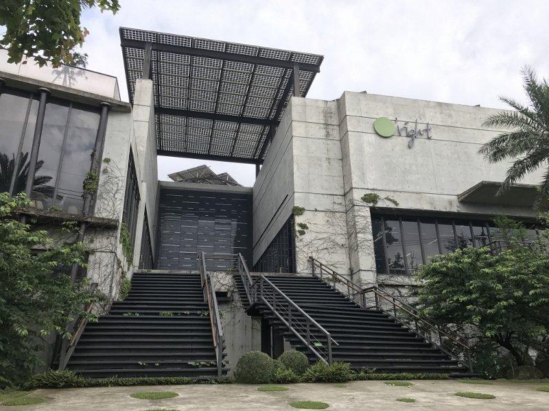 歐萊德綠建築總部。