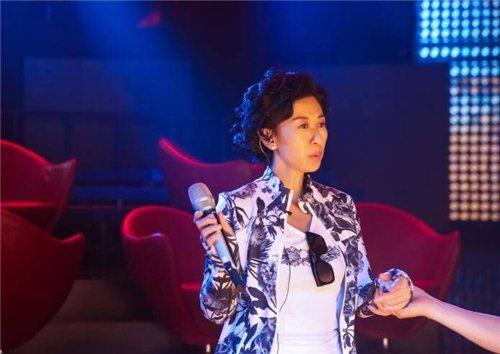 葉蒨文參加大陸綜藝節目「我想和你唱」。圖/摘自我想和你唱微博