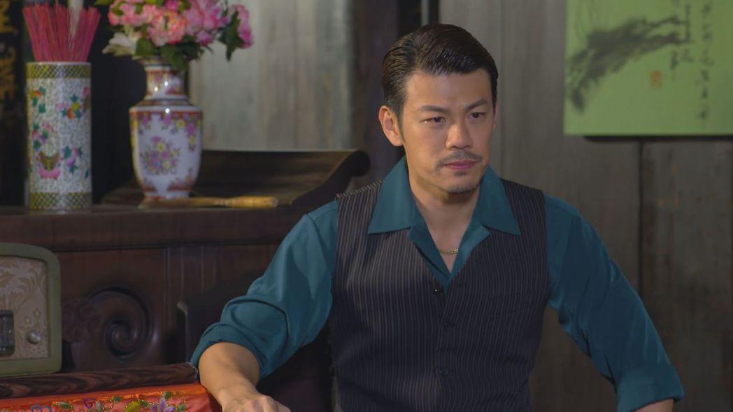 陳志強轉型成功在戲劇上表現很傑出。圖/中天提供