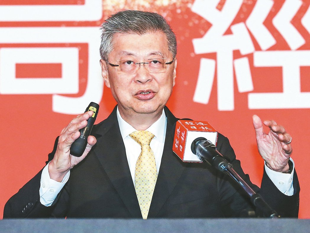 前行政院長陳冲。 記者鄭清元/攝影