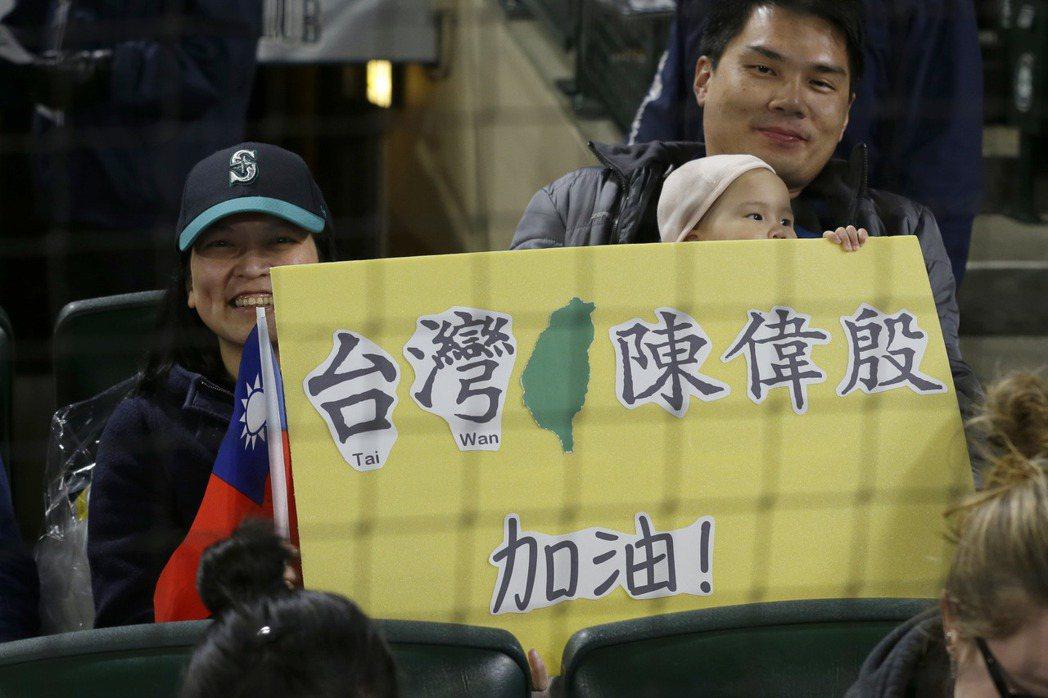 陳偉殷首度談去年的手肘韌帶撕裂傷,目前仍採PRP治療法,而球迷只希望他每場都好好...