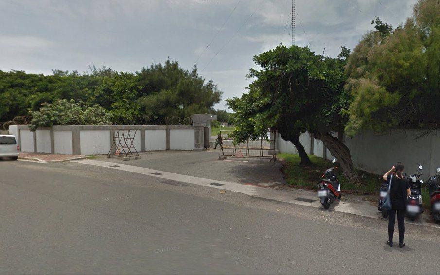 陸軍澎湖防衛指揮部外觀。 圖/取自google map