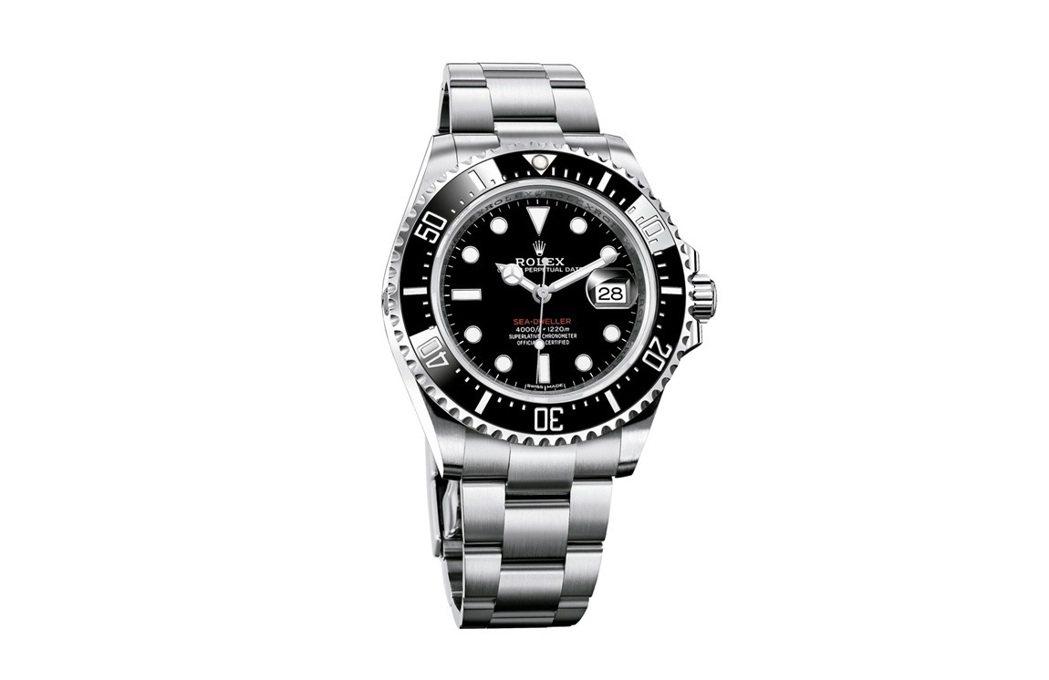 勞力士Sea-Dweller50周年紀念版Ref.126660符合表迷期待,定價...