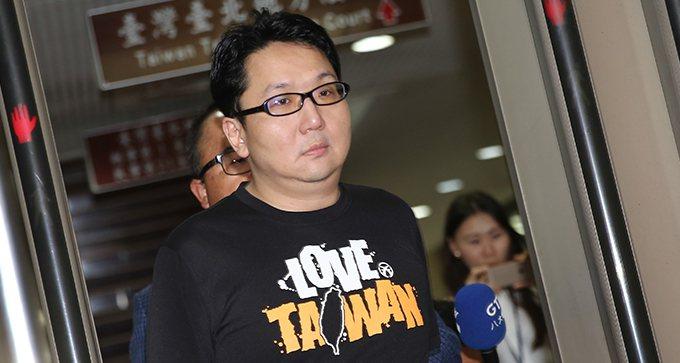遊戲研發商樂陞董事長許金龍。 聯合報系資料照