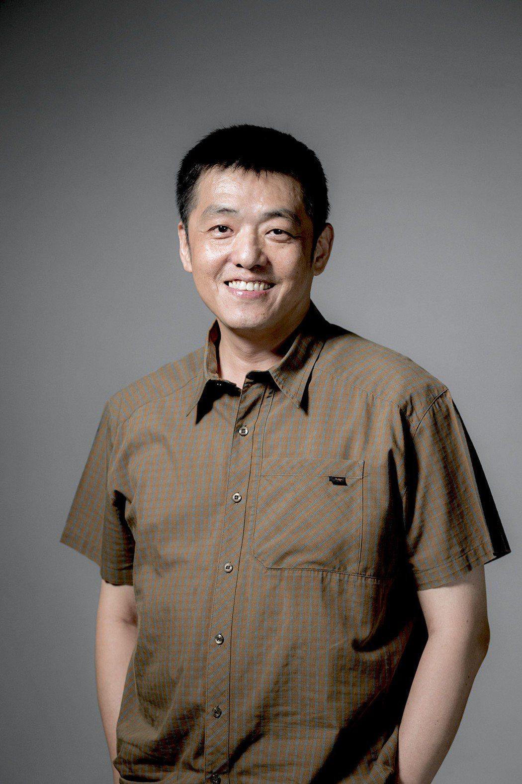 音樂人林強。 圖/台北市文化基金會提供