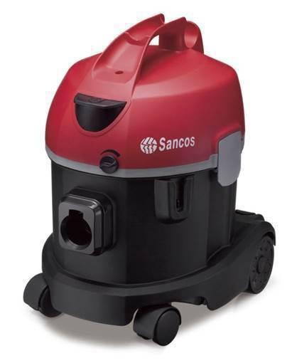 吉凱3561D靜音型乾式吸塵器。 吉凱企業/提供