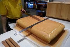 【再寫韓國】晉級又進擊的臺灣古早味蛋糕(中):韓餅與大王蛋糕