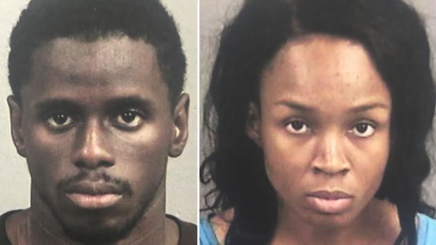 聖利安曲17日傳出有一對情侶試圖在麥當勞速食店內槍殺11個月大的嬰兒,員警表示,...