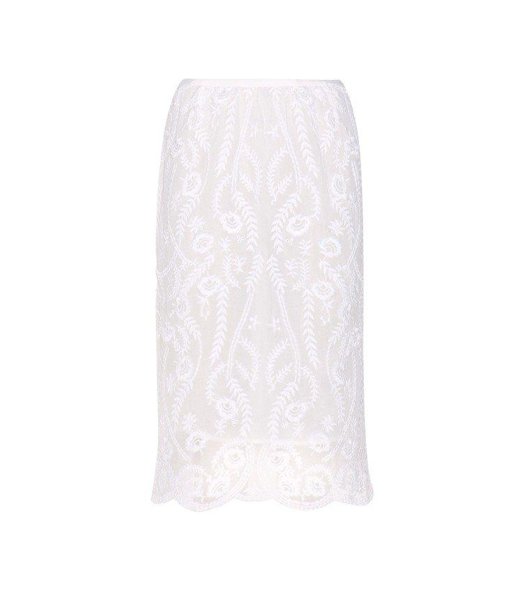 vanessabruno蕾絲裙,售價21,980元。圖/vanessabruno...