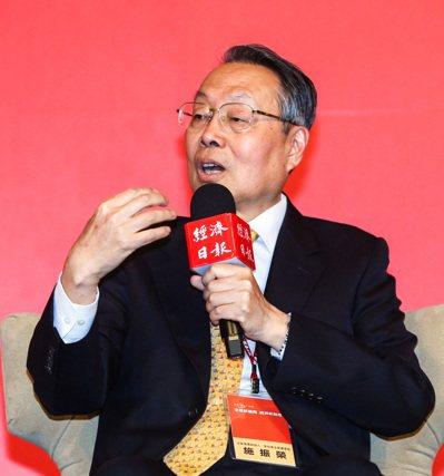 宏碁集團創辦人施振榮。記者鄭清元/攝影