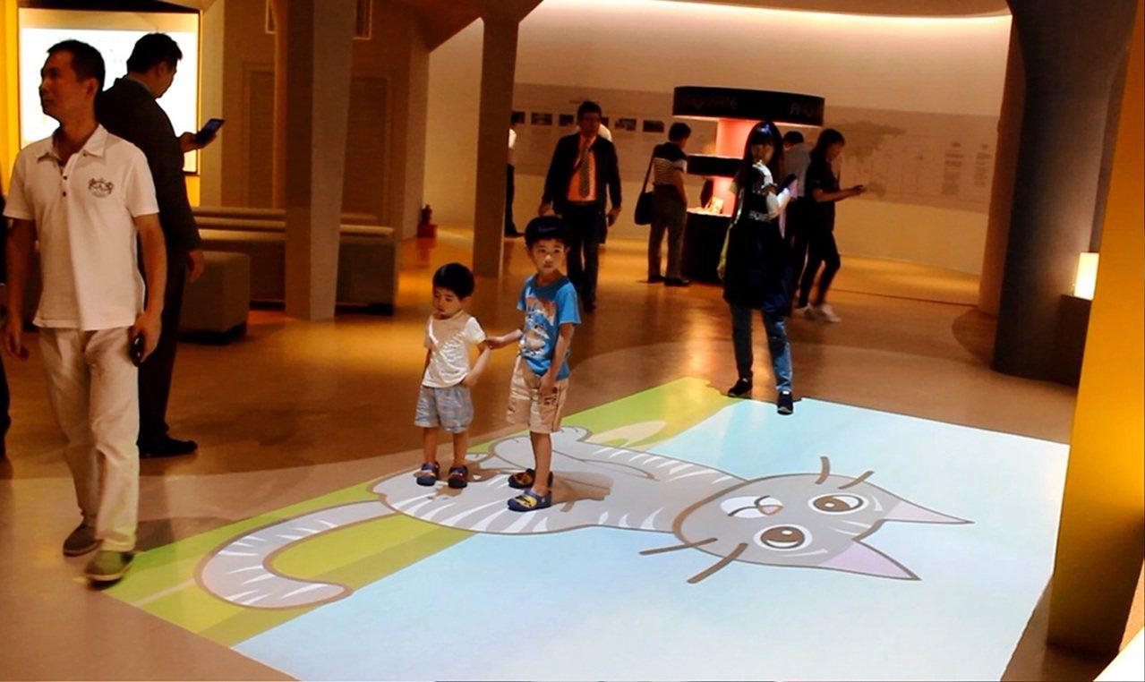 睿澤企業「亞洛美精靈國度」,是國內首間香氛產品觀光工廠。記者林麒瑋╱攝影