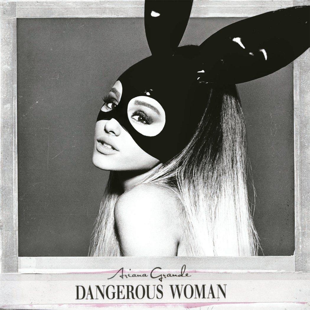 亞莉安娜「危險」專輯成績佳。圖/環球提供
