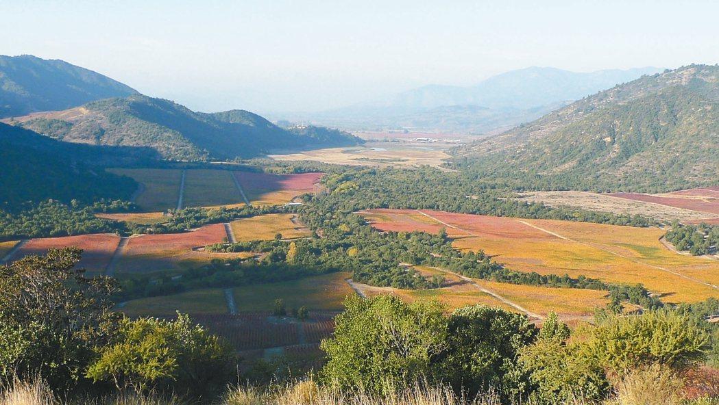 只要有合適的風土和辛勤的葡萄農,優質葡萄和頂尖葡萄酒,可以是來自世界任何角落。 ...