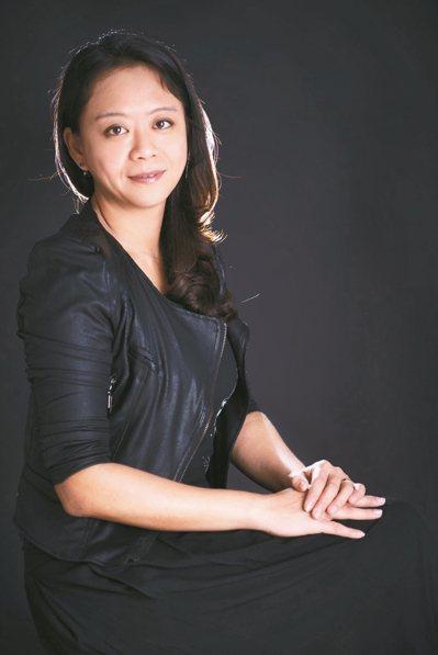 結果娛樂營運長、閱樂書店總經理蔡妃喬。