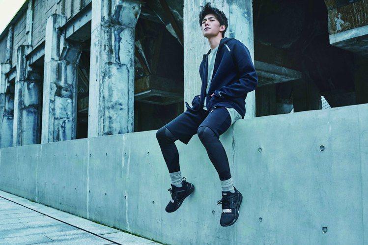 PUMA邀楊洋代言PUMA新鞋款「IGNITE Limitless」,售價3,9...