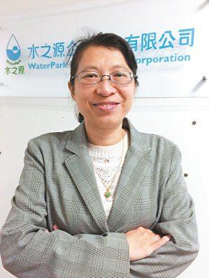 水之源董事長周珊珊