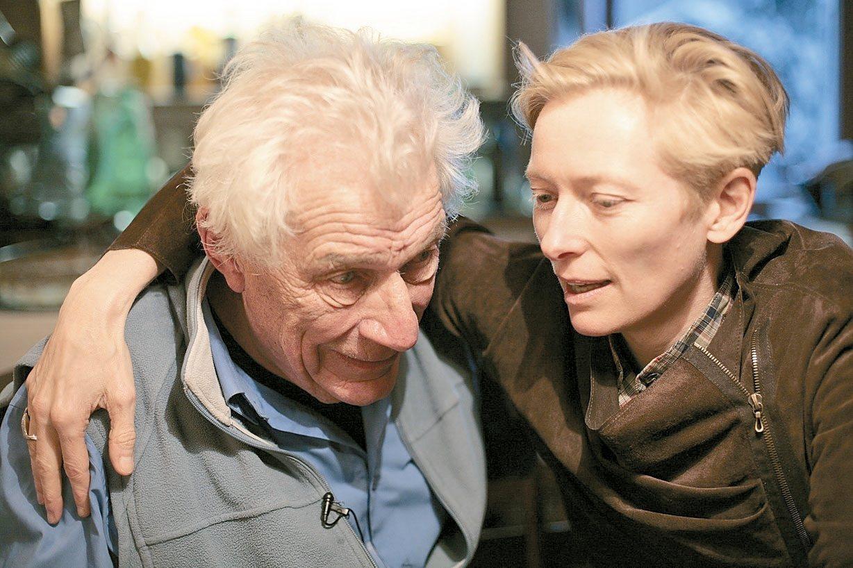 電影《約翰伯格四季肖像》由著名女星蒂妲絲.雲頓拍攝。 安可電影/提供