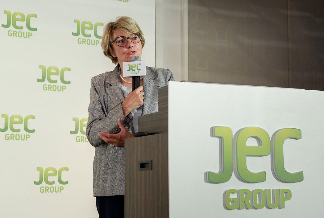 JEC 集團總裁兼執行長Frédérique Mutel女士分享複合材料全球...