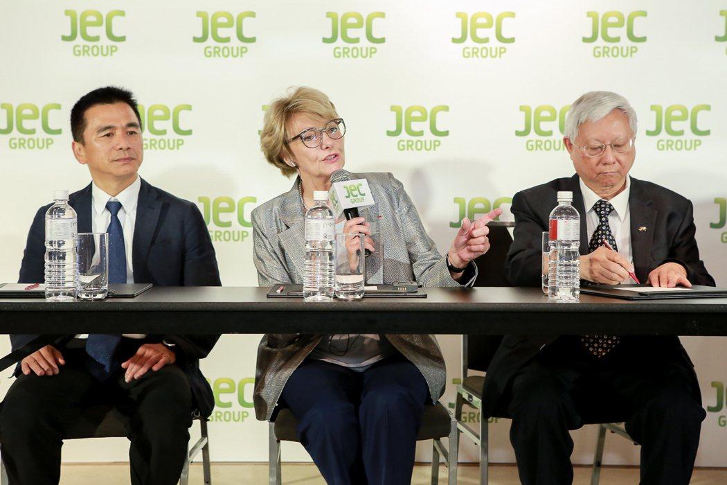 JEC Asia將於11/1-11/3日於首爾舉辦期待台灣團隊再次大放異彩。 J...