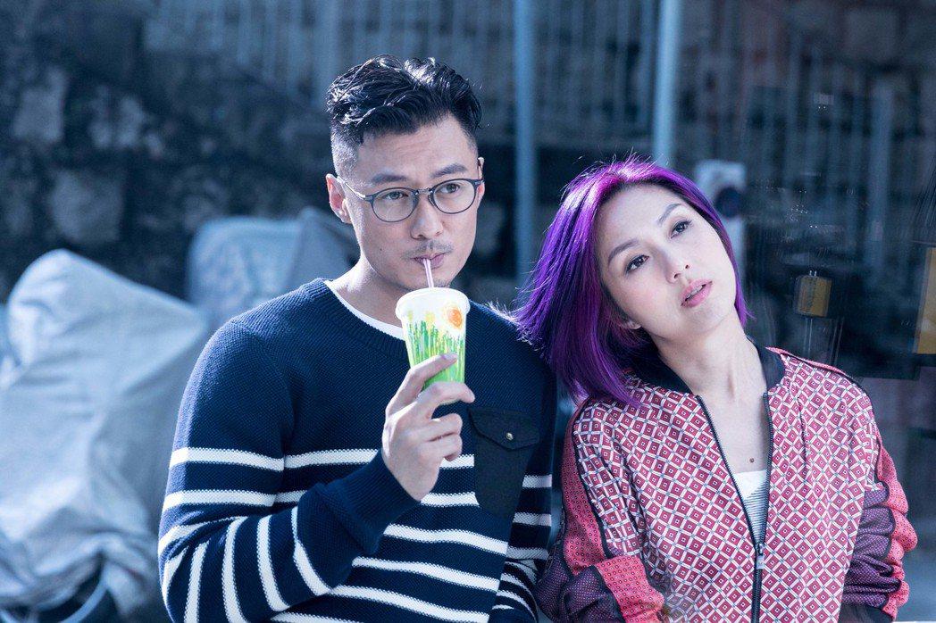 「春嬌救志明」男主角余文樂、女主角楊千嬅第三度合作。圖/華映提供