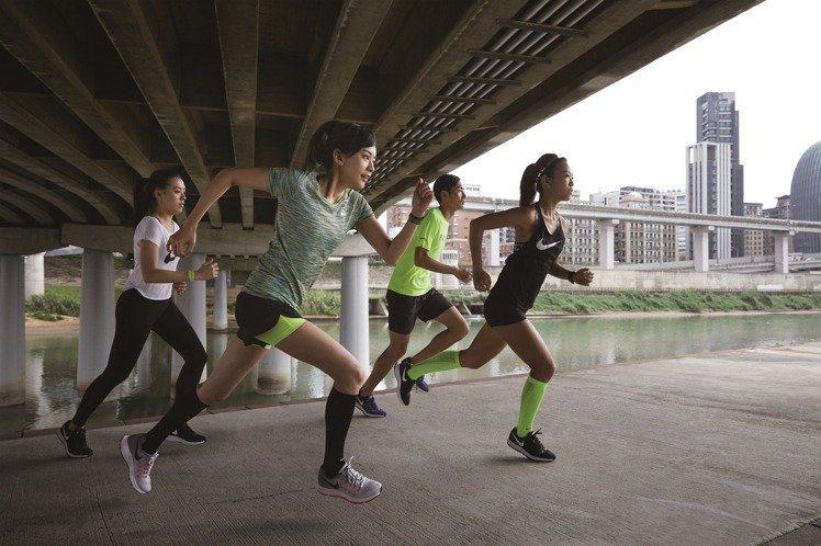 Nike擠進Insightpool最具社群影響力品牌榜前十名。圖/Nike提供