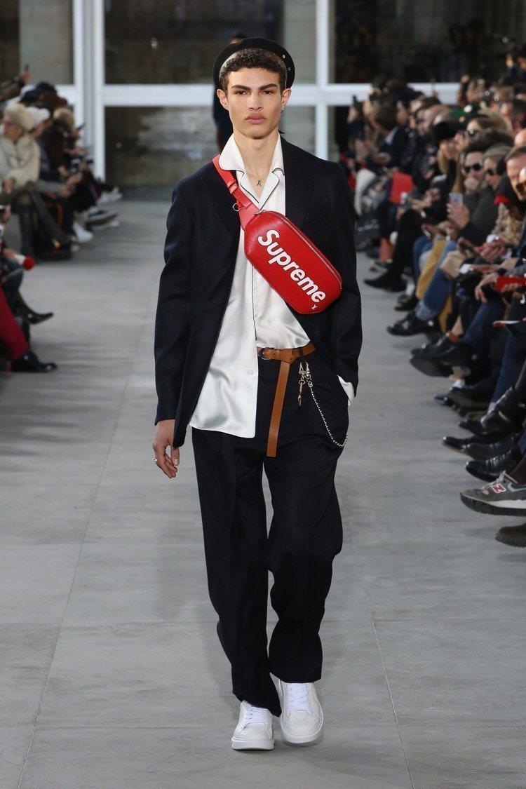 在Insightpool最具社群影響力品牌榜奪下第二名的Louis Vuitto...