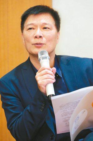 蔡詩萍。 圖╱本報記者徐兆玄攝影