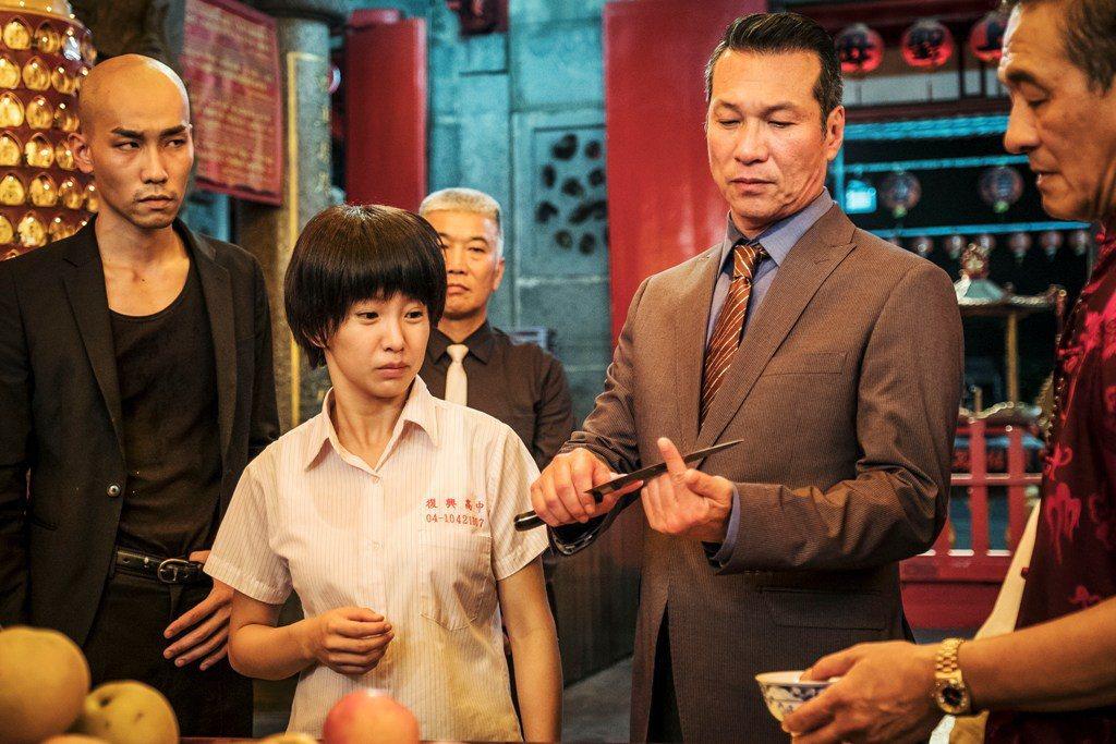 郭書瑤主演的「通靈少女」大紅。圖/HBO Asia、公視提供