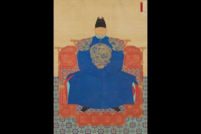 元朝退出中國後,朝鮮半島的李氏朝鮮先後作為明、清兩個朝代在朝貢體系下保有獨立地位...