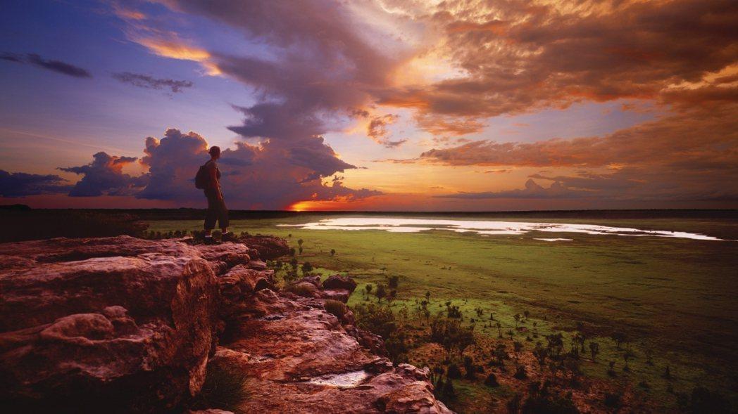 ・北澳擁有豐富的自然美景,同時也是澳洲原住民的主要聚集地。(圖/澳洲旅遊局)