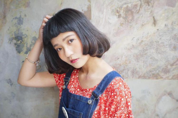 髮型創作/HAPPYHAIR埔墘店-Aisa Chou。圖/HairMap美髮地...