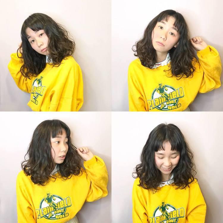 髮型創作/Lusso 中山店-Cho No。圖/HairMap美髮地圖提供
