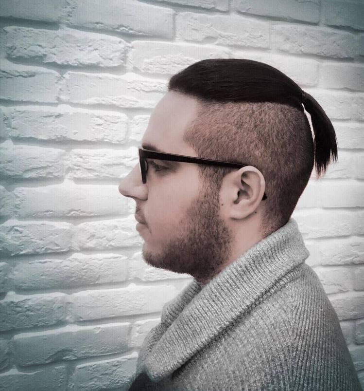 髮型創作/卡帕髮廊-Kim Huang。圖/HairMap美髮地圖提供