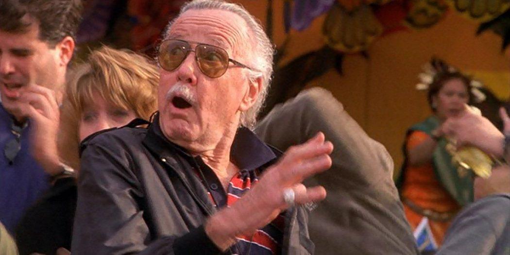 「漫威之父」史丹李常在漫威電影裡面客串。圖/博偉提供
