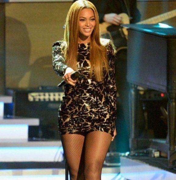 碧昂絲唱紅許多暢銷金曲。圖/摘自IG