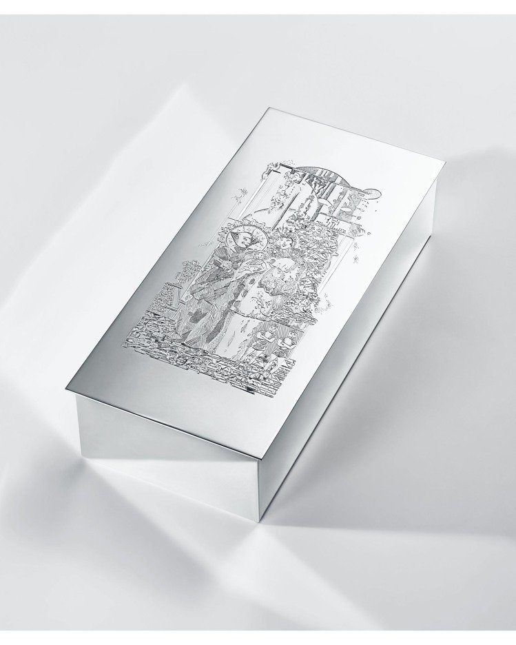 Tiffany與惠特尼雙年展藝術家合作系列作品,In the Beginning...