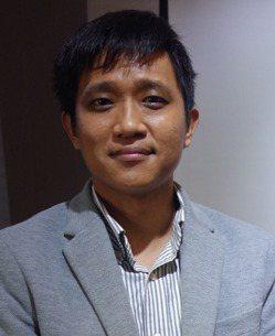 范家振號召同事自編、自演微電影「你所不知道的檢察官」。 記者劉星君/攝影