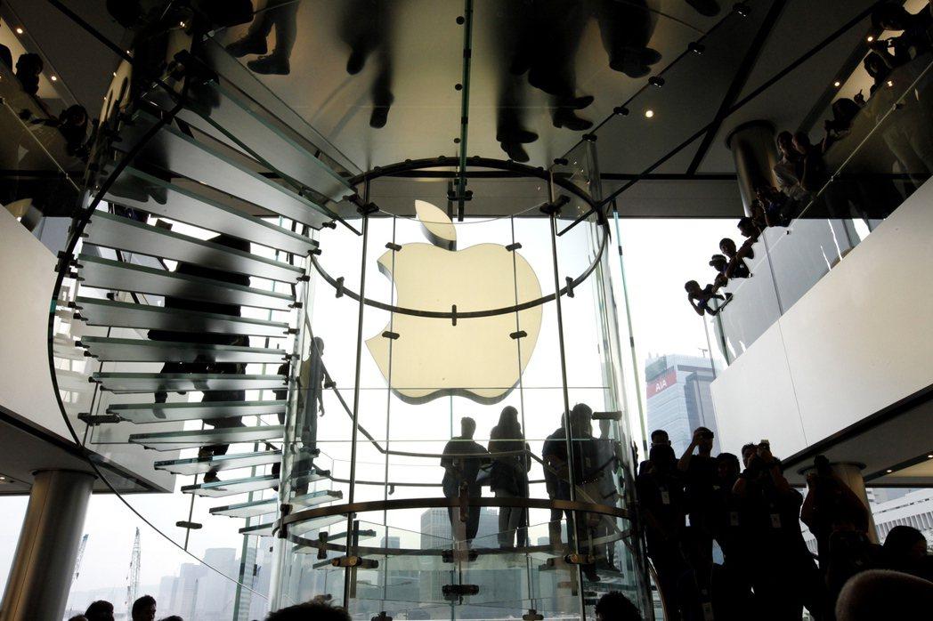 蘋果真的很愛擴增實境(AR),傳挖角挖到美國太空總署(NASA)。圖/歐新社