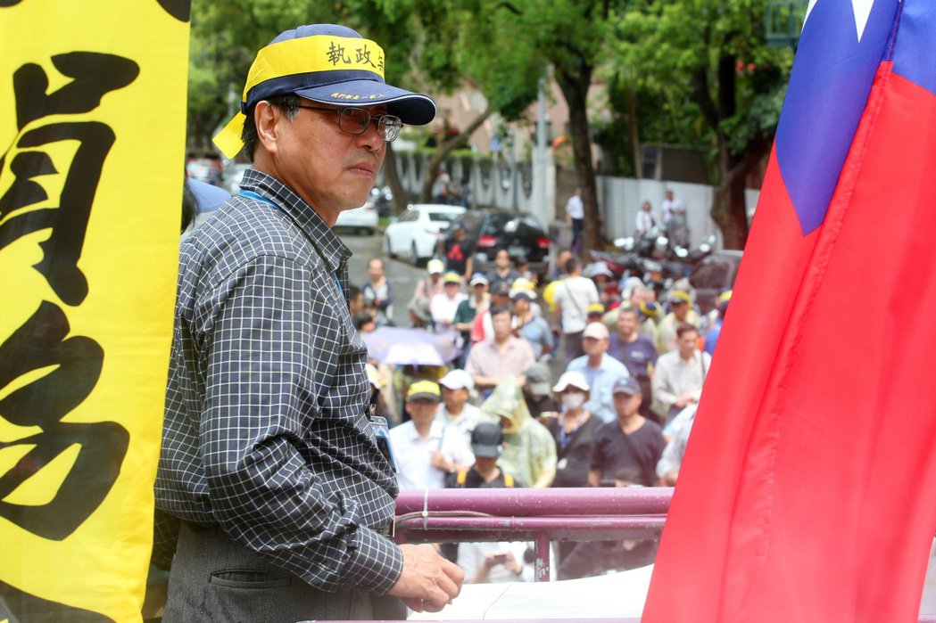 李來希:蔡政府若一意孤行 520送總統抗爭賀禮