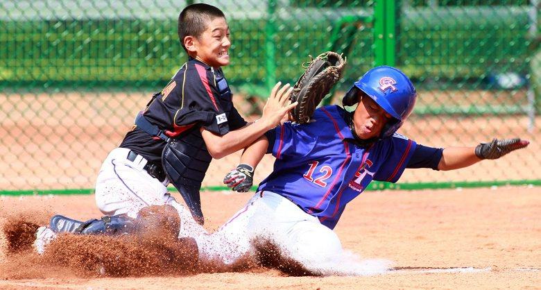 圖為2012年LLB亞太區少棒賽冠軍戰。 圖/聯合報系資料照