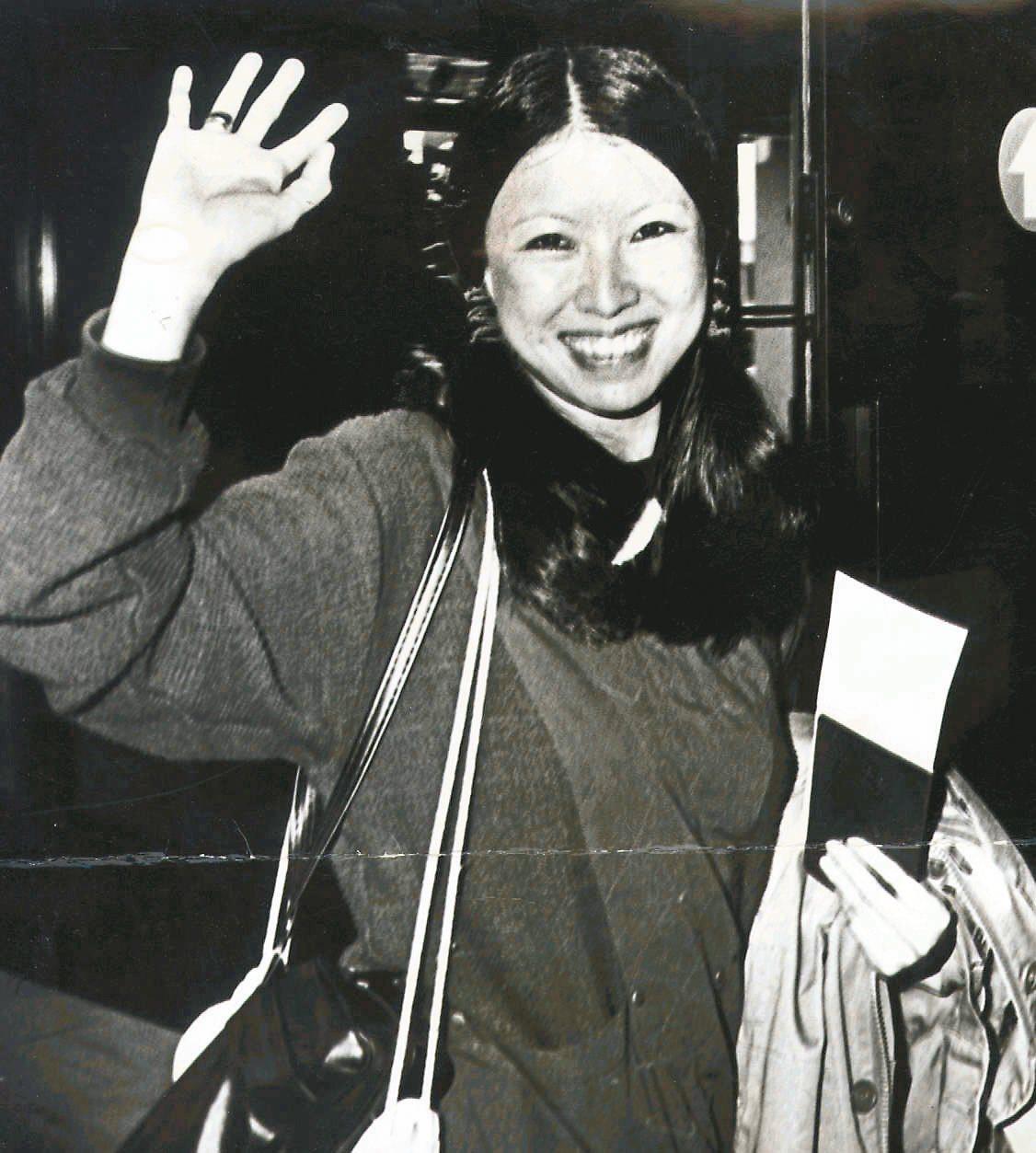 1981年11月初,三毛在《聯合報》支持下赴中南美洲,作為期半年的旅行寫作。(本...