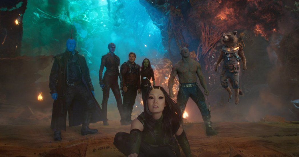 「星際異攻隊2」挾上集氣勢,票房備受期待。圖/摘自imdb