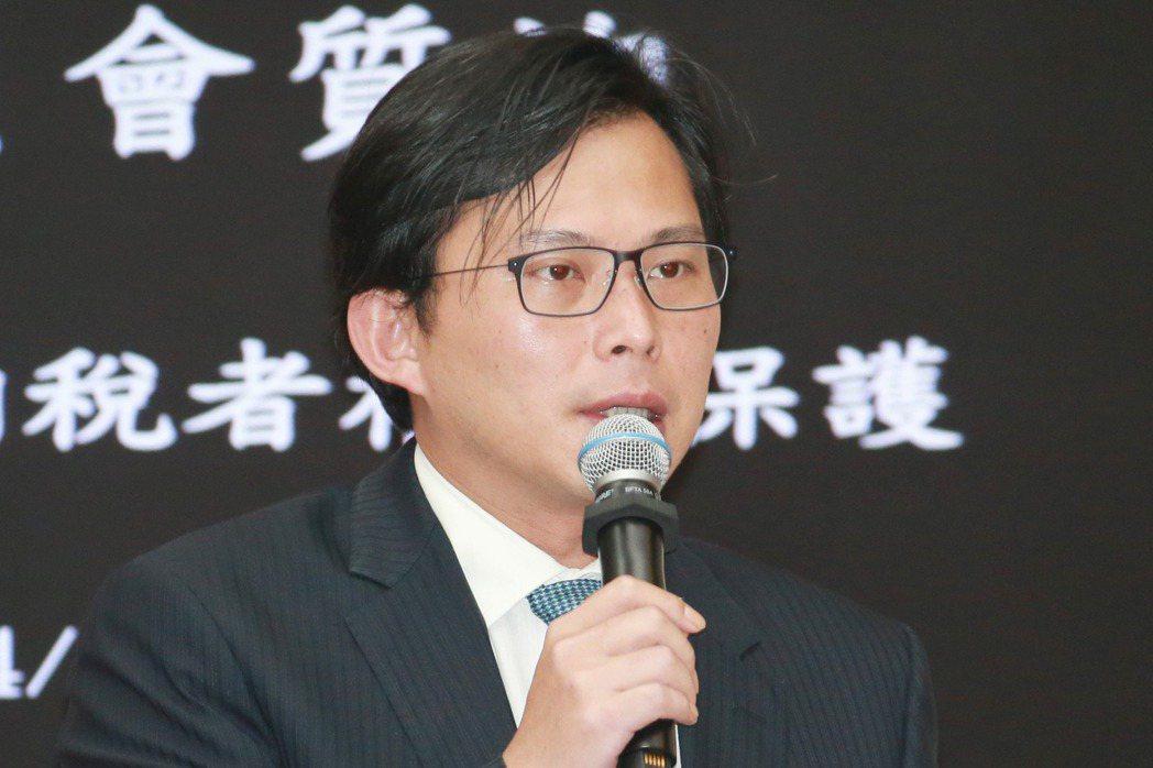 立委黃國昌。聯合報系資料照,記者黃義書/攝影