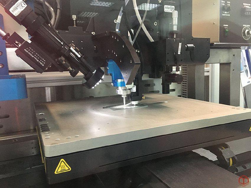 德芮達展現在3D列印精準醫療、電子線路、精密工業、航空航太及研發應用技術的積層製...